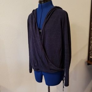 Lafayette 148 top with hood